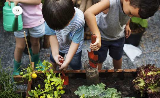 Warum Schulen Outdoor-Bildung betreiben sollten