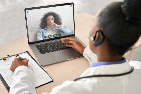 Many GP clinics and psychologists are now conducting sessions via phone or video call.  (want to see a therapist but don t know where to start)
