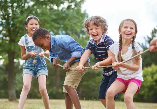 Efek Biologis Jangka Panjang dari Stres Covid-19 pada Kesehatan dan Perkembangan Anak di Masa Depan