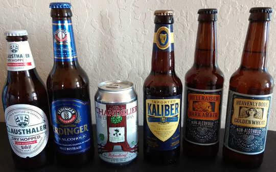 Alkoholfritt öl: som en sportdryck, men smakar bättre. (varför låga och alkoholfria öl kan betraktas som hälsodrycker)