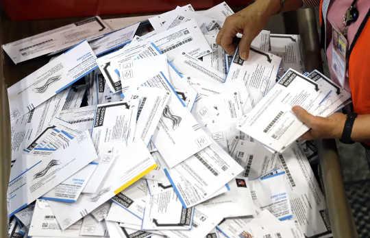 Inlämningsröstningslektioner från Oregon, staten med den längsta historien om röstning via post
