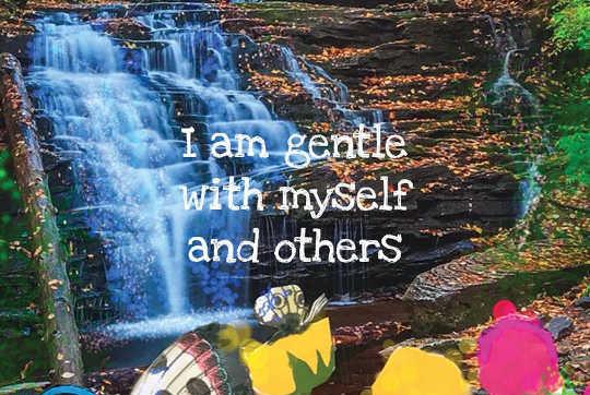 Mit sich selbst und anderen sanft umgehen