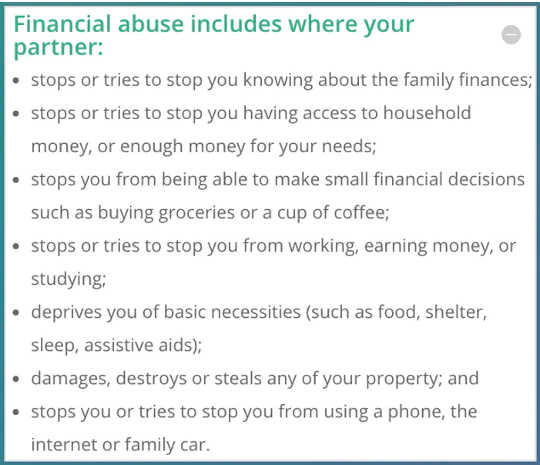 nếu bạn đang nghĩ đến việc rời bỏ một đối tác bạo lực, bạn cần có một kế hoạch tài chính mà bộ công cụ này có thể giúp