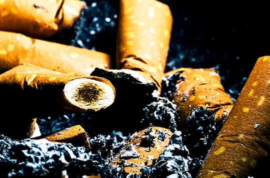 80% der Ärzte machen Nikotin fälschlicherweise für das Rauchen verantwortlich