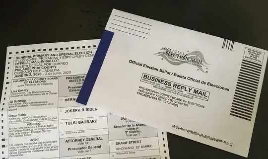 من المتوقع أن يؤدي جائحة COVID-19 إلى زيادة كبيرة في بطاقات الاقتراع عبر البريد (الدفاع عن انتخابات 2020 ضد الاختراق والإجابة على 5 أسئلة)