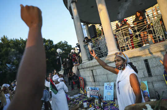 Far From Being Anti-Religious, Faith and Spirituality Run Deep In Black Lives Matter (BLM)