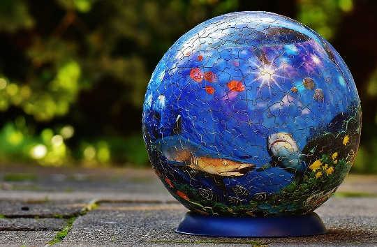 魂と幸福へのゲートウェイとしての世界奉仕