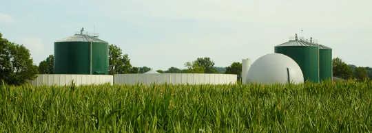 Bioenergialla on suuri potentiaali, mutta sitä rajoittaa polttamiseen käytettävissä olevan materiaalin määrä. (seitsemän tapaa imeä hiilidioksidia ilmakehästä)
