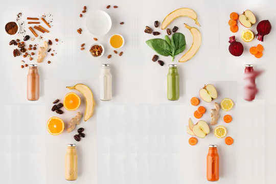 4 Fitonutrien Yang Boleh Meningkatkan Kesihatan Anda.Dan Di Mana Untuk Mencari Mereka