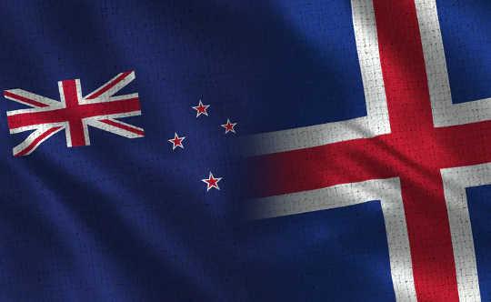 Vad vi kan lära oss av Nya Zeeland och Island om Covid-19-svar