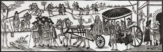 The Black Death created massive labor shortages. (how 3 prior pandemics triggered massive societal shifts)