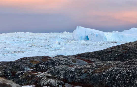 Shrinking Glaciers Have Created A New Normal For Greenland's Ice Sheet