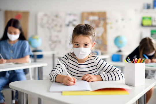 How Large Class Sizes During The Pandemic Are A Triple Whammy