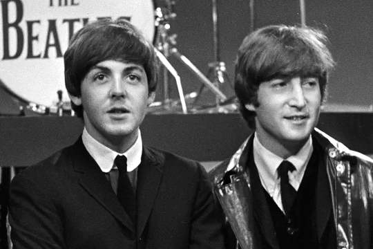 Two Of Us : John Lennon의 Paul McCartney와의 놀라운 작곡 파트너십