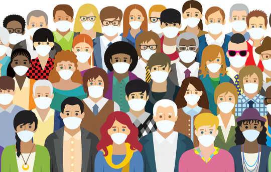Är individualistiska samhällen värre att svara på pandemier?
