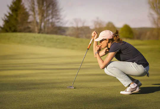 How Successful Golfers Stay Focused On Those Crucial Shots
