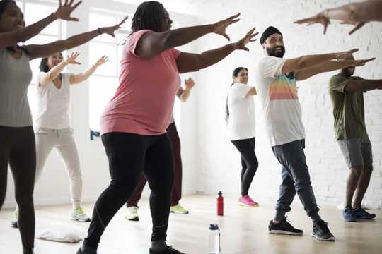 做自己喜欢的活动将有助于激发您的运动能力。 (失去在这里锻炼的动力就是为什么以及如何重回正轨)
