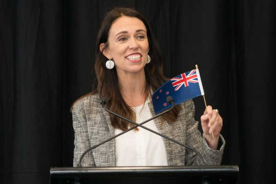 The Reward For Good Leadership: Lessons From Jacinda Ardern's New Zealand Reelection
