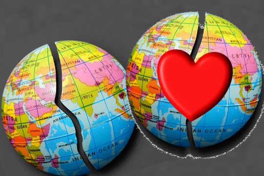 "The Spiritual Heart and The Cosmic ""I"": Being of Service to the World"