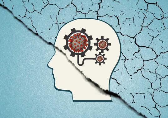 大流行可能影响您心理健康的5种方式