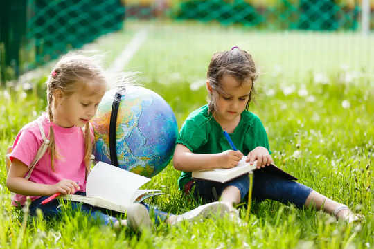 """En """"Læreplan for klimaendringer"""" for å styrke generasjonen av klimastreik"""