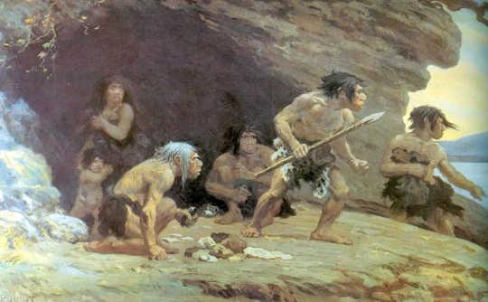 Krieg in der Zeit der Neandertaler: Wie unsere Spezies über 100,000 Jahre lang um die Vorherrschaft kämpften