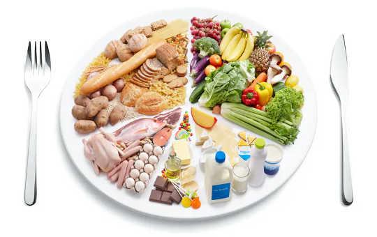 Menschen legen möglicherweise weniger Wert darauf, im Rahmen ihrer gesamten Ernährung Abwechslung zu schaffen. (warum Lebensmittelvielfalt für Ihre Gesundheit wichtig ist)