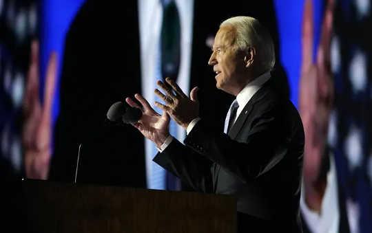공화당 원과 경제에 대해 우려하는 다른 사람들이 백악관에서 Biden을 축하해야하는 이유