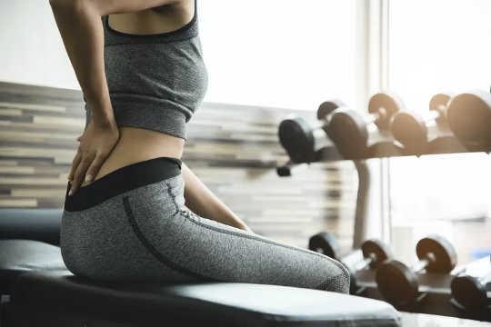 Boş Zamanından Sonra Spor Salonunda Yaralanmayı Nasıl Önleyebilirsiniz?