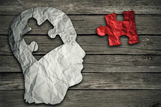 Depressie, angs en hartsiektes hou verband met 'n enkele breinstreek