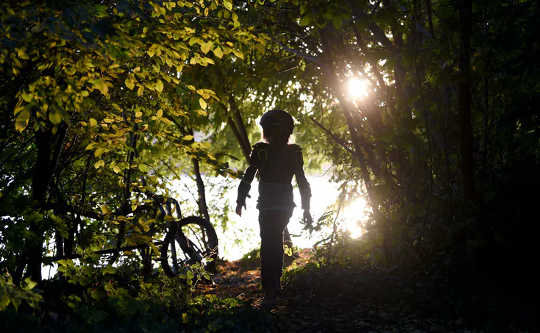 Connecting To Nature Is Good For Kids – But They May Need Help Coping With A Planet In Peril