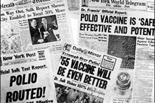 歴史は、ワクチンの展開への道が常にでこぼこである理由を示しています