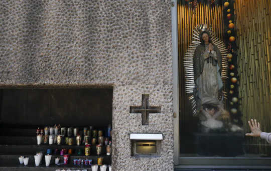 Why The Virgin of Guadalupe Is More Than A Religious Icon To Catholics In Mexico