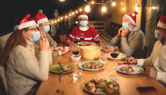 Valvontatoimenpiteet, joihin olemme tottuneet, eivät todennäköisesti ole käytännöllisiä joulun aikaan.