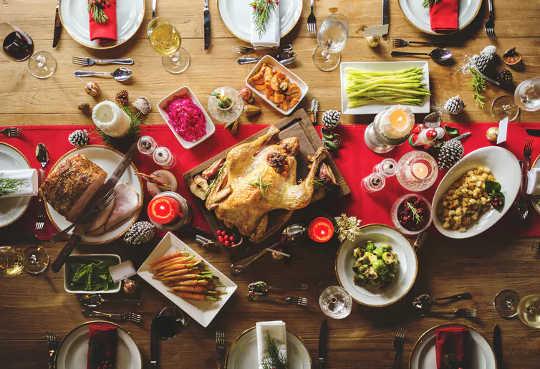 Cara Memasak Makan Malam Krismas yang Mesra Alam