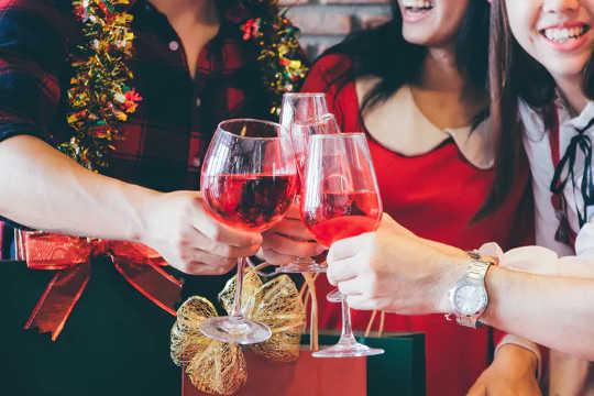 برای بسیاری از ما ، کریسمس یک زمان تفریط است.