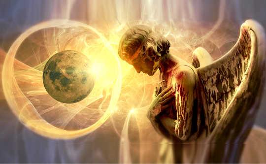 Chuyển từ Thời đại của Chúa Con sang Thời đại của Chúa Thánh Thần