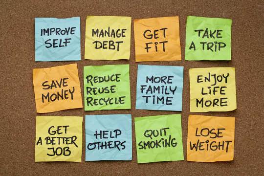 如果您想知道以後達到某個目標的動力是否會減弱,請首先查看為什麼要實現該目標。 這對您真的意味著什麼?