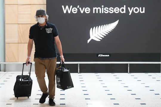 La burbuja trans-Tasmania recientemente anunciada entre Australia y Nueva Zelanda es una de las pocas opciones para viajes internacionales en proceso.