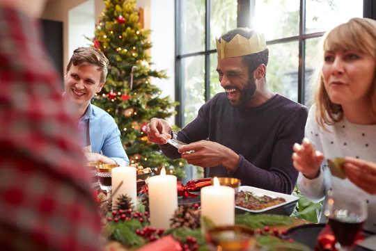 Når vi deler spesiell mat, kan vi også dele minner.