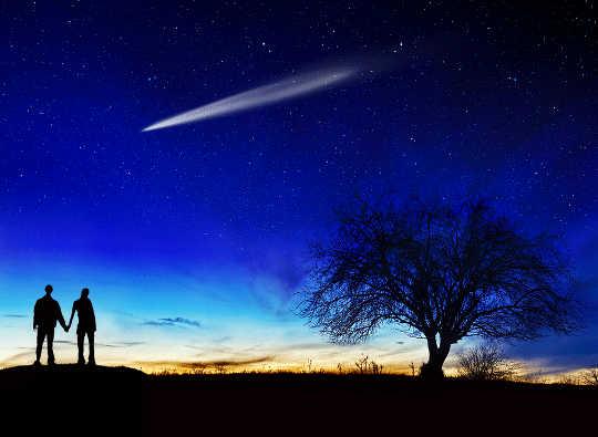 ผูกปมโลกของเรากับดวงดาว?