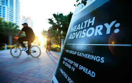 Varför Coronavirus Pandemic blev Floridas perfekta storm