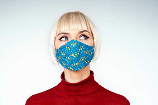 Como posso saber se minha máscara realmente funciona?