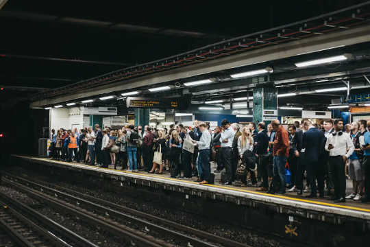 Why People Are Missing Their Daily Commute