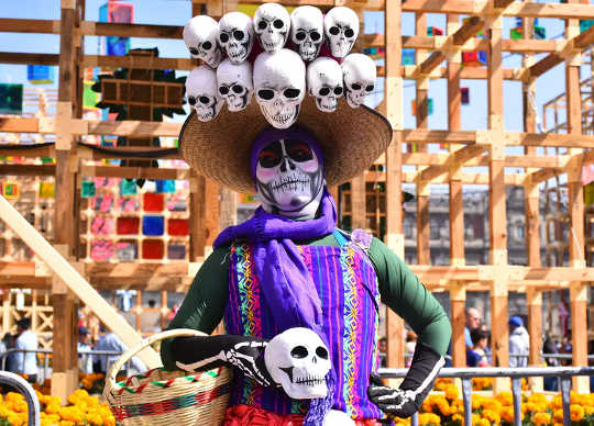 What Day Of The Dead Tells Us About The Aztec Philosophy Of Happiness