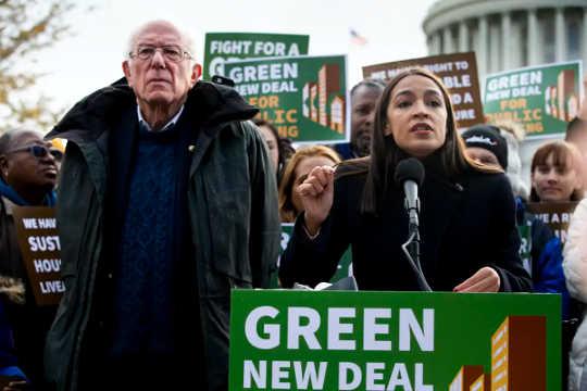 跨党派分歧的四种气候战略