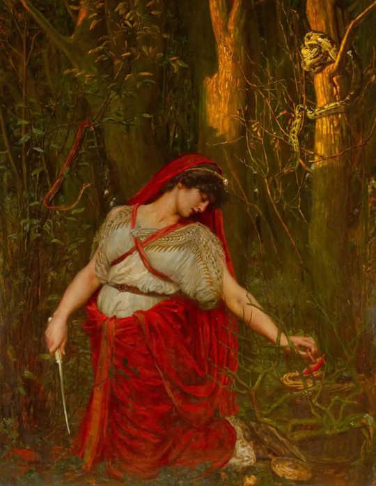 万圣节女巫如何利用女性权力的历史