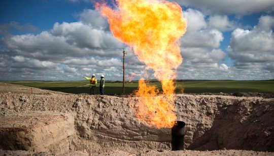 Emissões de metano atingem níveis recordes