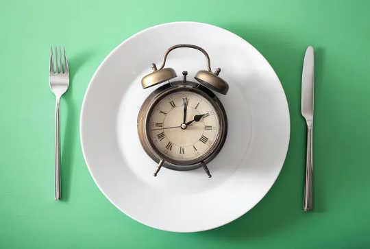 O peso corporal é afetado pela hora de comer?