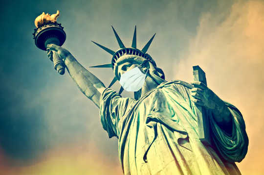 Pandemic Letter From America: How The Us Handling Of Covid-19 Provides The Starkest Warning For Us All